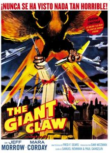 giantclaw poster